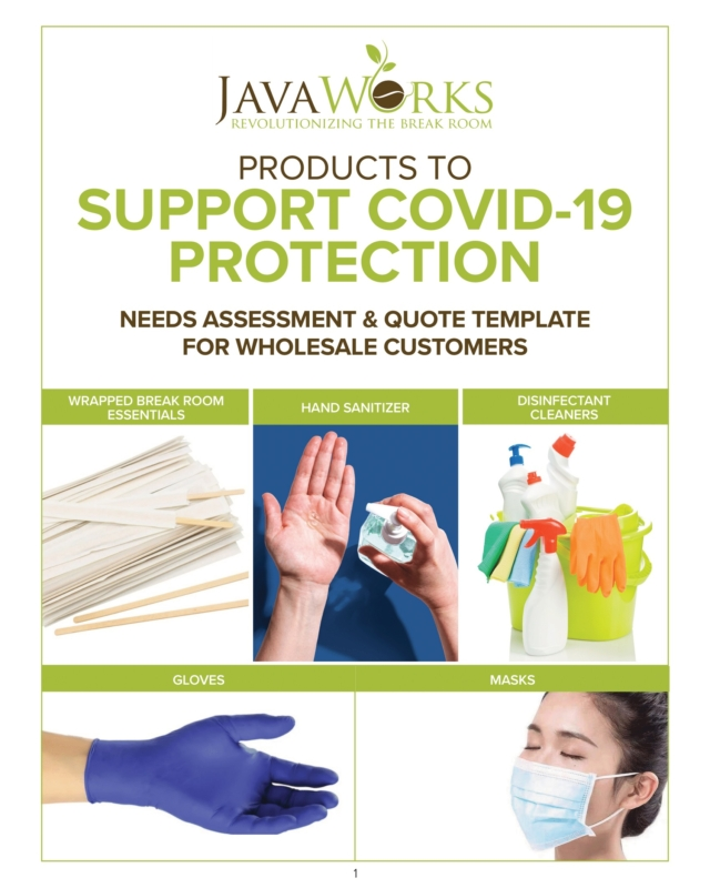 JavaWorks – Office Protection Products – Wholesale Quote Template-1